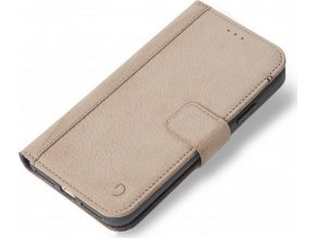 Decoded Leather Wallet Case, sahara - iPhone X