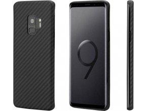 Pitaka Aramid case, black/grey - Galaxy S9+