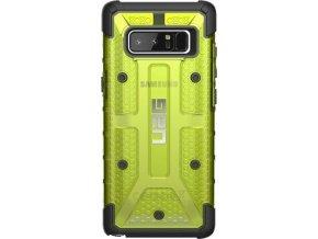 UAG plasma case Citron, yellow - Galaxy Note 8