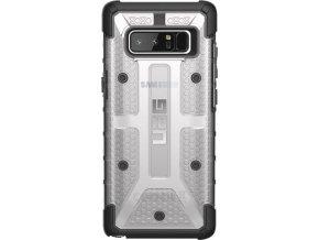 UAG plasma case Ice, clear - Galaxy Note 8