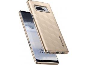 Spigen Thin Fit, gold - Galaxy Note 8
