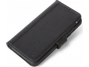 Decoded Leather Wallet Case, black - iPhone X