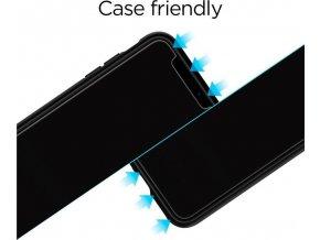 Spigen Screen Protector GLAS.tR SLIM - iPhone X
