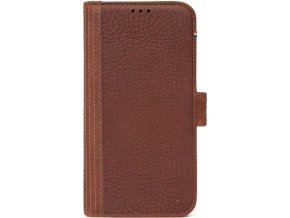 Decoded Leather Wallet Case, brown - iPhone X