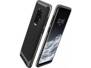 Spigen Neo Hybrid, gunmetal - Galaxy S9+