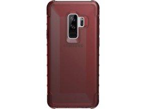 UAG Plyo case Crimson, red - Galaxy S9+