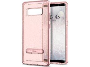Spigen Crystal Hybrid Glitter, rose -Galaxy Note 8