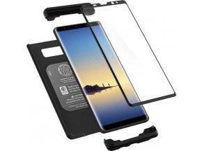 Spigen Thin Fit 360, black - Galaxy Note 8
