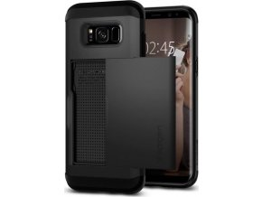 Spigen Slim Armor CS, black - Galaxy S8