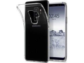 Spigen Liquid Crystal, clear - Galaxy S9+