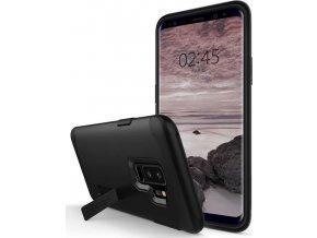 Spigen Slim Armor, black - Galaxy S9+