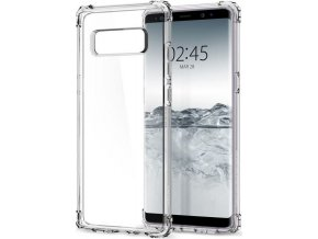 Spigen Crystal Shell, clear crystal- Galaxy Note 8