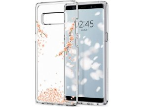 Spigen Liquid Crystal Blossom,clear -Galaxy Note 8
