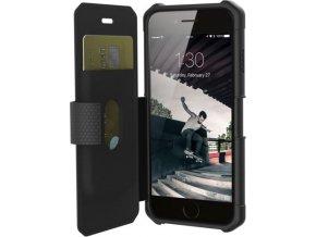 UAG metropolis case Black, black - iPhone 7/6s
