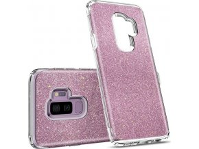 Spigen Slim Armor Crystal Glitter,rose- Galaxy S9+