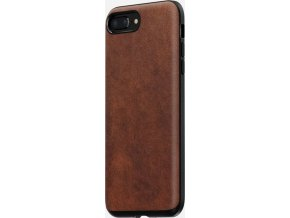 Nomad Rugged Case, rustic brown - iPhone 8+/7+
