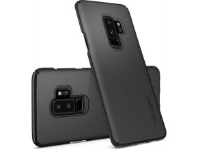 Spigen Thin Fit, graphite gray - Galaxy S9+