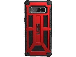 UAG Monarch case, crimson - Galaxy Note 8