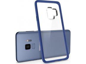 Spigen Ultra Hybrid, coral blue - Galaxy S9