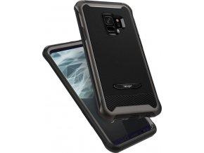 Spigen Reventon, gunmetal - Galaxy S9