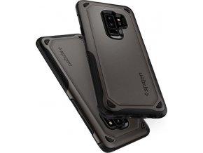Spigen Hybrid Armor, gunmetal - Galaxy S9+