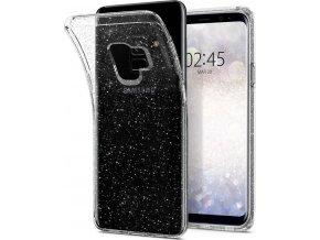 Spigen Liquid Crystal Glitter, crystal - Galaxy S9