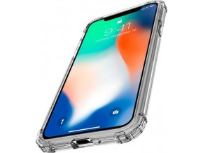 Spigen Crystal Shell, clear crystal - iPhone X