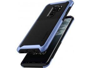 Spigen Neo Hybrid Urban, coral blue - Galaxy S9+
