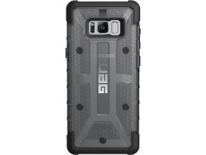 UAG plasma case Ash, smoke - Galaxy S8+