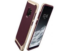 Spigen Neo Hybrid, burgundy - Galaxy S9