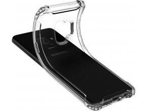 Spigen Rugged Crystal, clear - Galaxy S9