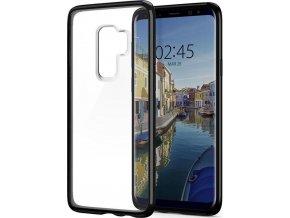 Spigen Ultra Hybrid, midnight black - Galaxy S9+