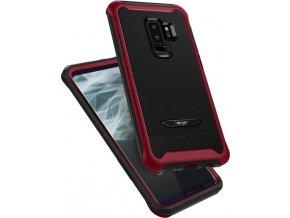 Spigen Reventon, metallic red - Galaxy S9+