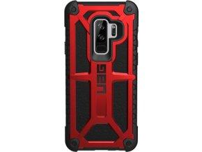 UAG Monarch case, crimson - Galaxy S9+