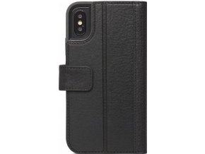 Decoded Leather Impact Protect. W., black-iPhone X