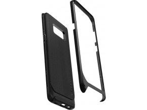 Spigen Neo Hybrid, shiny black - Galaxy S8