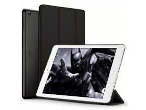 Kryt Book Case s ochranou displeje pro iPad mini - Černý
