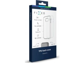 Kryt FIXED TPU gelové pouzdro pro Apple iPhone 7/8, matné