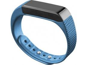 Bluetooth fitness náramek s dotykovým displejem CellularLine EASYFIT TOUCH, modro-černý,rozbaleno