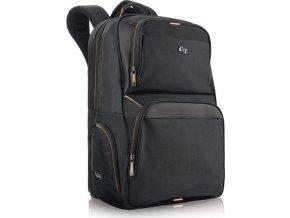 Solo Thrive Backpack, black/orange - 17.3