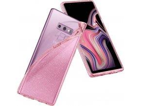 Spigen Liquid Crystal Glitter, rose -Galaxy Note 9