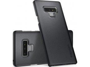 Spigen Thin Fit, grey - Galaxy Note 9