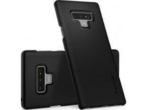 Spigen Thin Fit, black - Galaxy Note 9