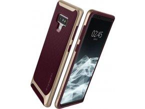 Spigen Neo Hybrid, burgundy - Galaxy Note 9