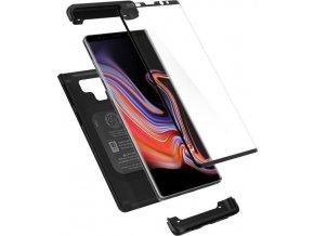 Spigen Thin Fit 360, black - Galaxy Note 9