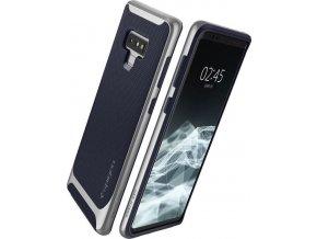 Spigen Neo Hybrid, silver - Galaxy Note 9
