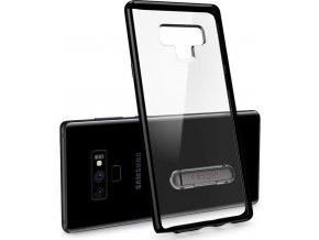 Spigen Ultra Hybrid S, mid. black - Galaxy Note 9
