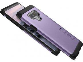 Spigen Tough Armor, lavender - Galaxy Note 9