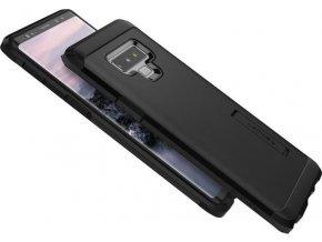Spigen Tough Armor, black - Galaxy Note 9