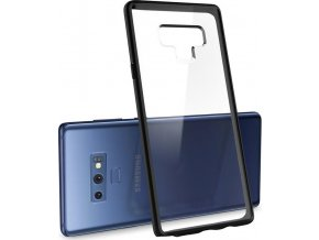 Spigen Ultra Hybrid, matte black - Galaxy Note 9